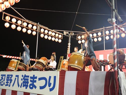 11.忍野八海祭り