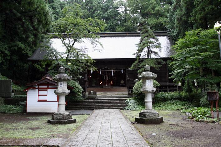 河口浅間神社②