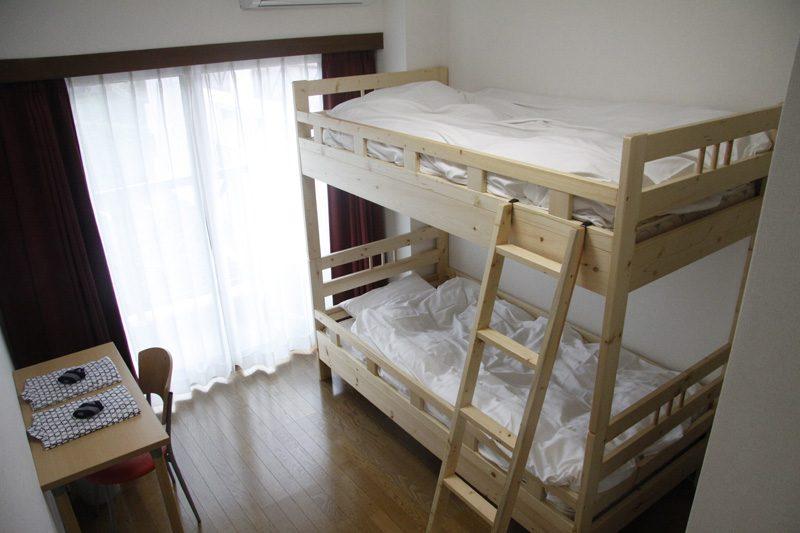 2段ベッドR